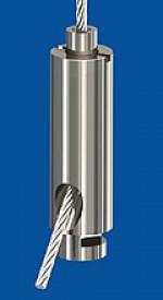 Drahtseilhalter Typ 18 ZW NK
