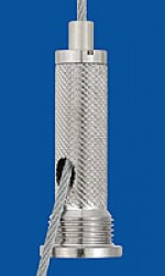 Holder type 18 ZW M13x4 B16, knurled