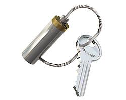 Key ring  type 15 Mini, bicolor - N, stainless steel