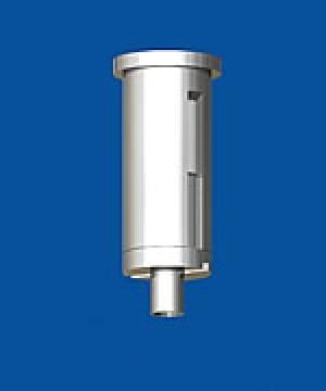 Kombination aus Deckenbefestiger M8x1 / M6i mit Schlitz 2,0 mm und Drahtseilhalter Typ 12 M8x1 A9