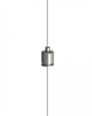 Isolierhalter Typ 12 mit Nut 1,4mm
