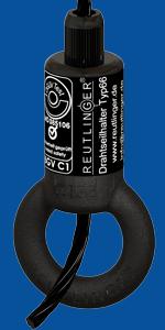 Drahtseilhalter Typ 66 SV III, Ring