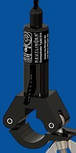 Drahtseilhalter Typ 80 SV III ZW mit Doughty half coupler Für Rohrdurchmesser 45mm-50mm