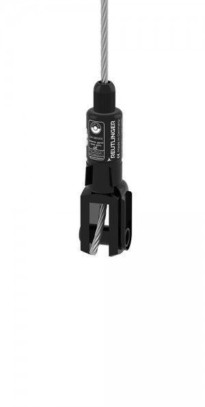 Holder type 50 SV III, M12 with fork 14x28