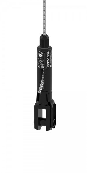 Holder type 50 SV III ZW, with fork 14x28
