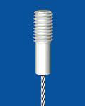 Threaded bolt